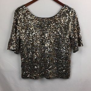 Sequin Coveted Top